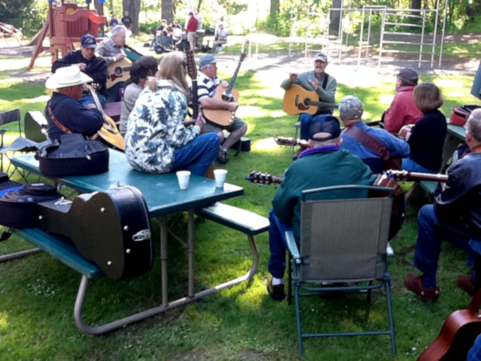 Pickersfest Guitar Workshop